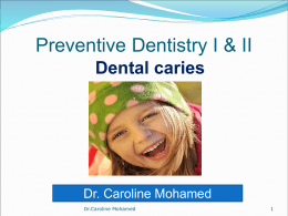 Dental caries - Fresh Men Dentists