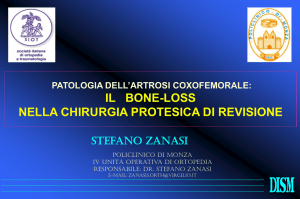 periprosthetic bone - loss classification and problematics related to