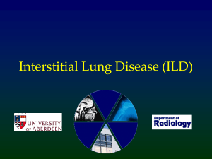 Interstitial Lung