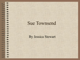 Sue Townsend - Brownlee Primary School