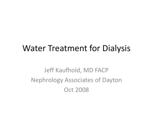 Water-Treatment-for-Dialysis