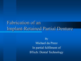 Fabrication_of_an_Implant_Retained_Partial_Denture