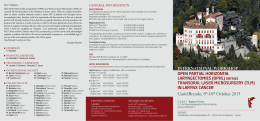 CastelBrando, 8th-10th October 2015