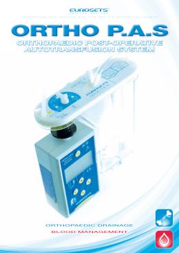 Ortho P.A.S. Brochure EN