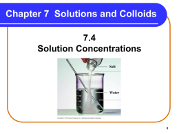 Chapter 8 Solution