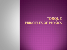 Torque words and pictures