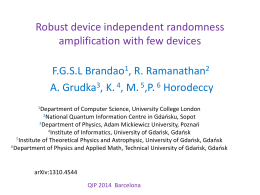 Robust device-independent randomness amplification with few