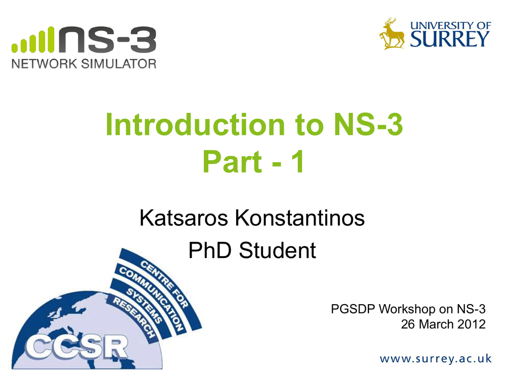 ns-3-workshop
