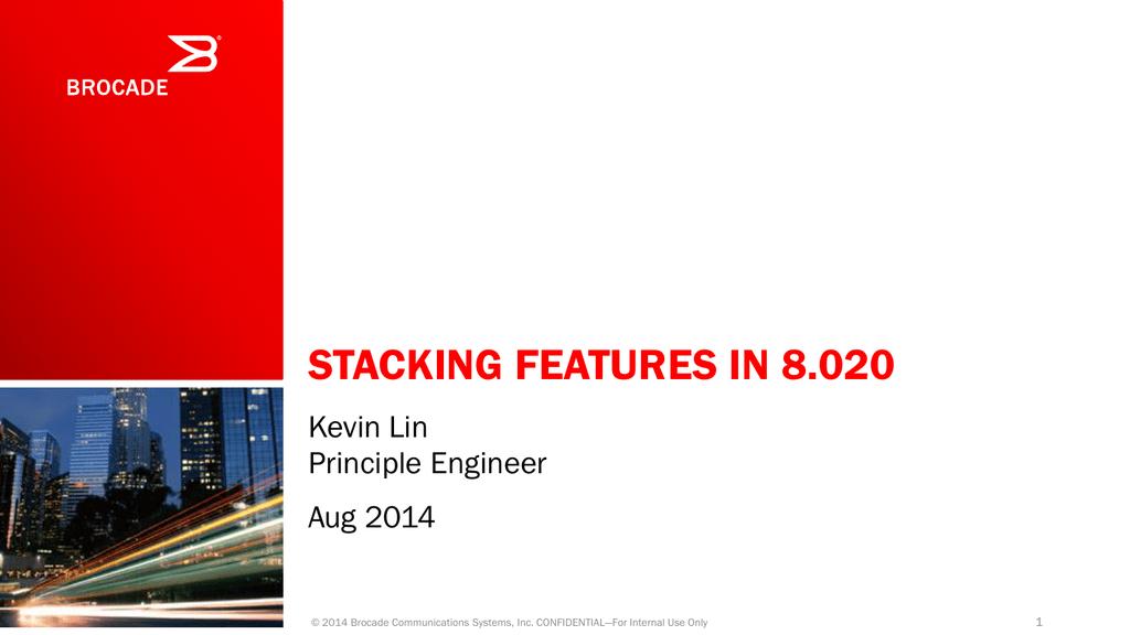 stack-unit - Brocade Community Forums