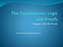 Chapter 1, Part 3 - CS Course Webpages