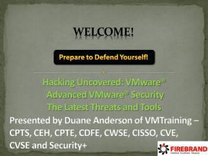 EMC Host Connectivity Guide for VMWare ESX Server