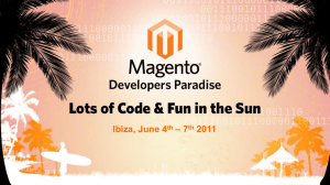 Breaking news: Magento starts running on multiple RDBMS