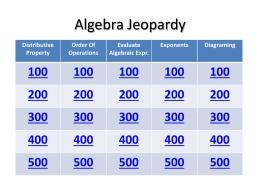 Algebra Jeoprady algebra_jeopardy