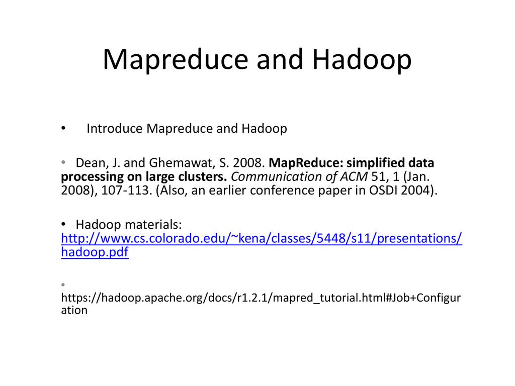 Hadoop Mapreduce Pdf