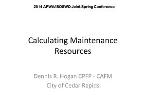 2014 APWA/ISOSWO Joint Spring Conference