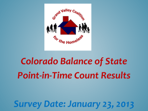 Colorado Balance of State Point-in