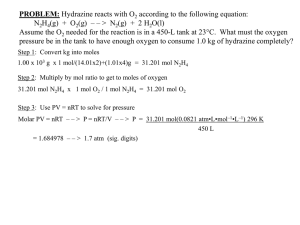 Ch11 Sample Problem #35