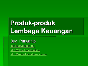 Produk Dana - WordPress.com