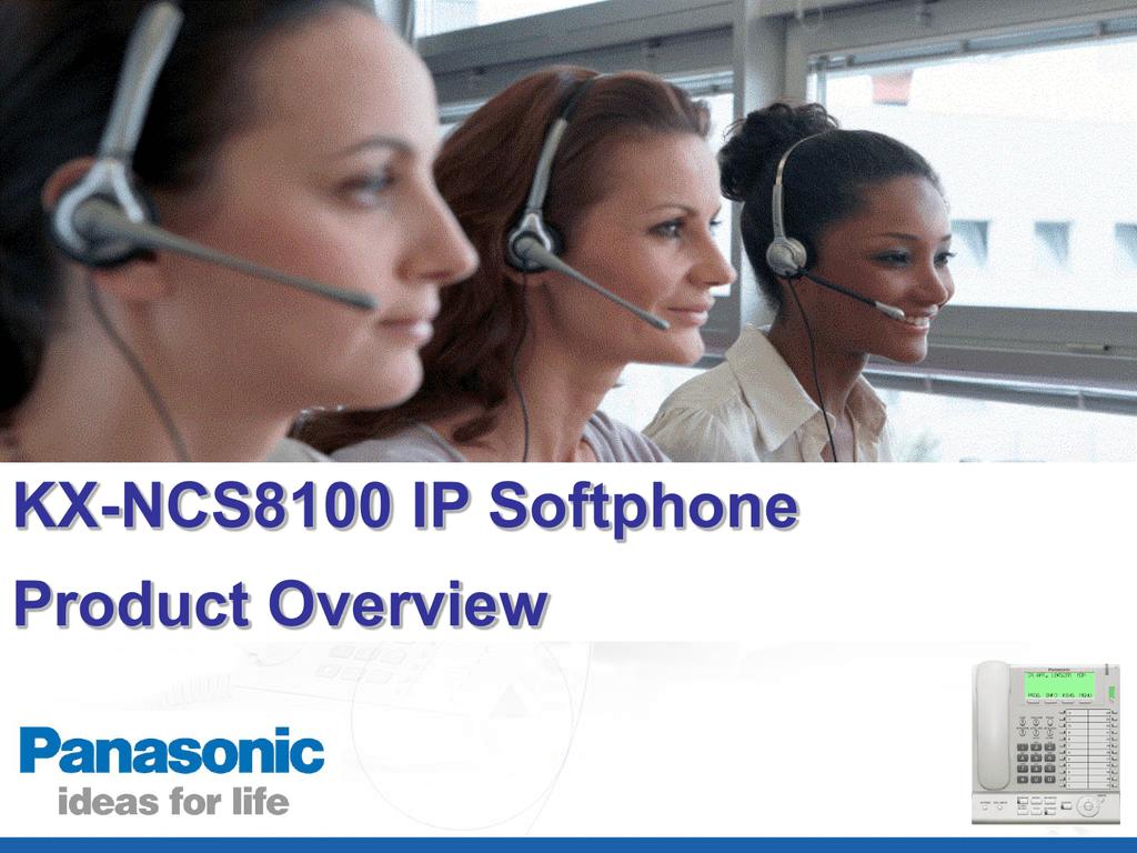 IP Softphone (MGCP) - Syd-Com