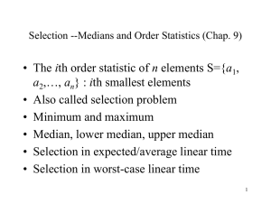 Selection_OrderStatics