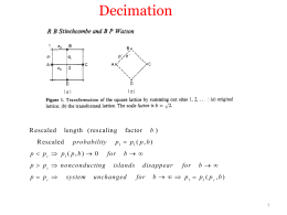 Evaluation of critical exponent t