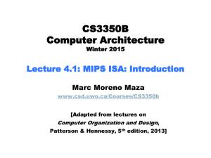 Lec 1 Slides Michael J Geiger Ph D