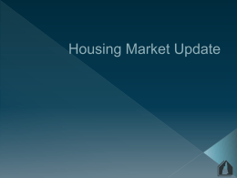 Market Update - New Hampshire Housing Finance Authority