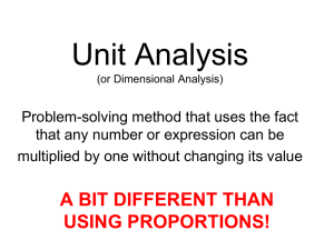 Metric_Unit_Analysis