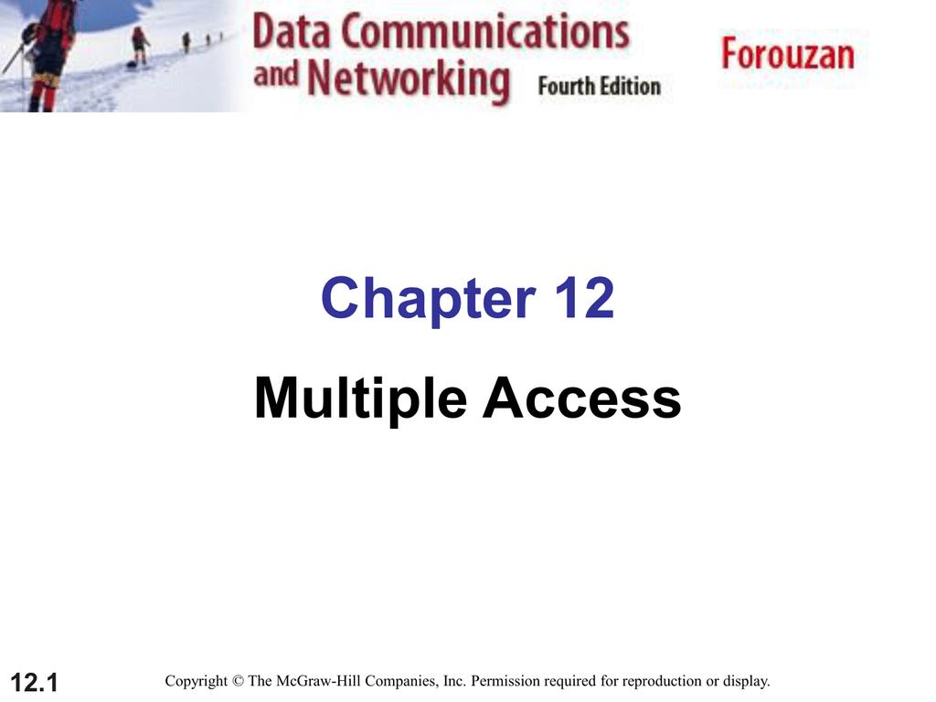 Pdf forouzan data communication