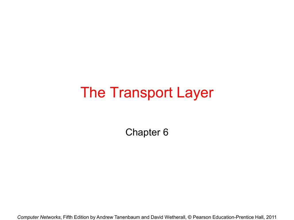 Chapter6-TransportLa