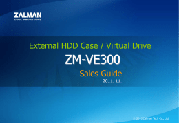 External HDD Case / Virtual Drive ZM