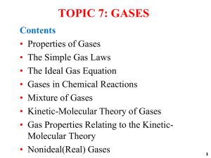 The ideal Gas Equation - personals.okan.edu.tr