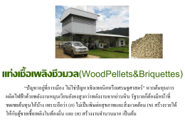 Wood pellets forThailand