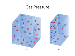 Gases - Research at UVU