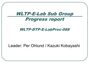 WLTP-DTP-13-03 - E-LabProc-progress…