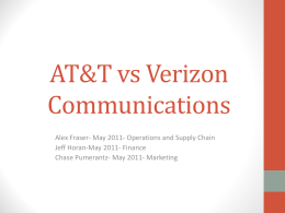 AT&T vs Verizon - industry46corporationf