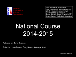 2014-2015_National_Course_PowerPoint