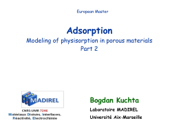 Adsorption_2 - Bogdan Kuchta
