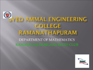 code breaker - Syed Ammal Engineering College