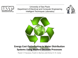 Energy Cost Optimization in Water Distribution Systems using