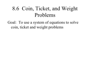 8_6 Coin_ ticket_ and weight problemsTROUT11