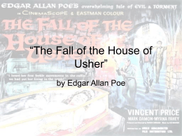 """The Fall of the House of Usher"" - Lake Mills Area School District"