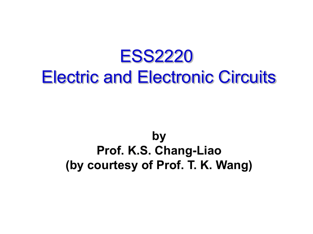 Ess2220 Electric And Electronic Circuits Kirchhoff39s Voltage Law Kvl Divider Laws 005634529 1 F87f6761b98caa5a79a0eba15f1044c5