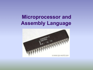 8085 MICROPROCESSOR IMPORTANT QUESTIONS