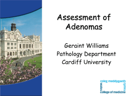 Geraint Williams (Cardiff) - Virtual Pathology at the University of Leeds