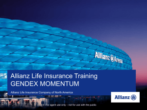 Allianz Index Crediting - Financial Advisors International