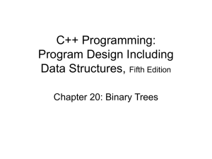 Program Design Including Data Structures, Fifth Edition