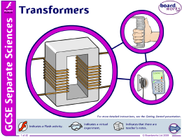 Transformers PPT