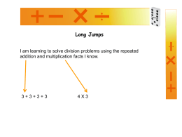 Long Jumps - Teacher Tools