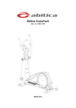 Abilica CrossTech - Sport & Fritid Stockholm